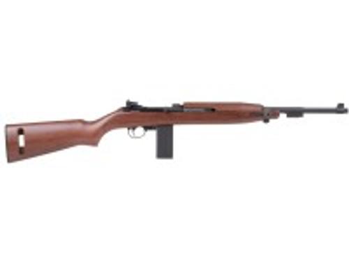 Springfield Armory M1 Carbine, Blowback CO2 .177cal BB Rifle - Hardwood Stock