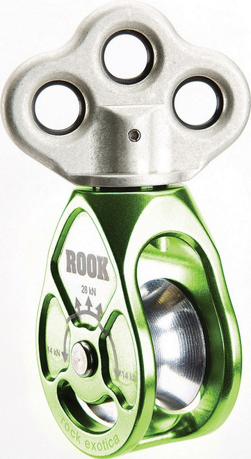 The Rook Swivel Pulley