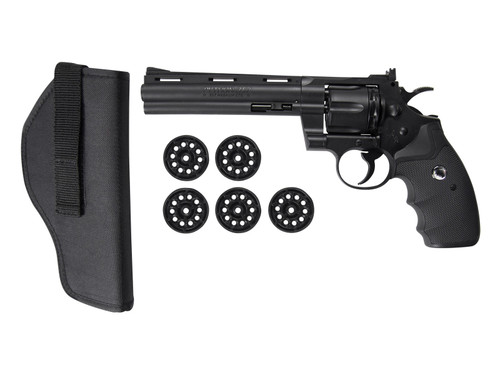 Colt Python .357 CO2 BB Revolver Kit