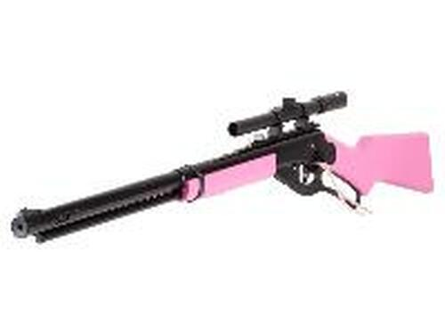 Daisy Red Ryder Lasso Scoped BB Rifle - Pink