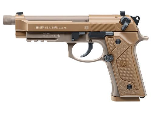 Beretta M9A3 Full Auto .177 CO2 Air Pistol - FDE
