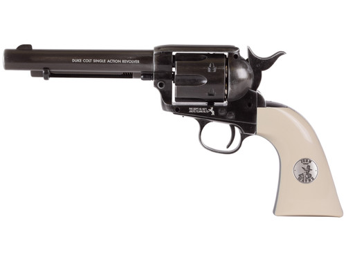 Duke Shootist CO2 Weathered Pellet Revolver - Limited Edition