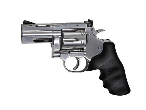 """Dan Wesson 715 2.5"""" Pellet Revolver - Silver"""