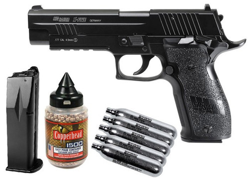 SIG Sauer P226 X-Five CO2 BB Pistol Kit