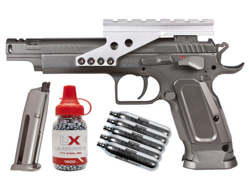 Tanfoglio Gold Custom CO2 Metal Pistol Kit