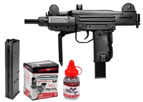 Uzi CO2 BB Submachine Gun Kit