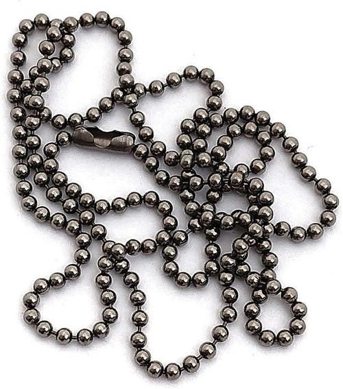 Small Ball Chain Titanium