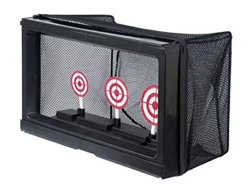 TSD Collapsible Airsoft BB Trap with Auto-Reset Targets