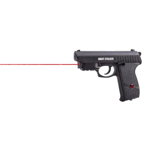 Crosman Night Stalker CO2 Semi Auto Blowback Air Pistol w/Internal Laser Sight