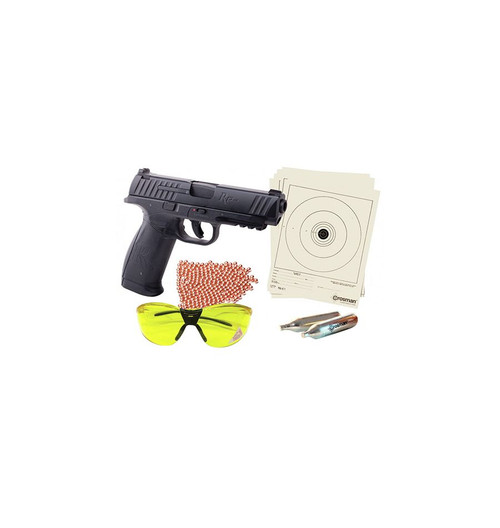 Remington RP45 KIT CO2 Full Metal BB Air Pistol Range Ready Kit