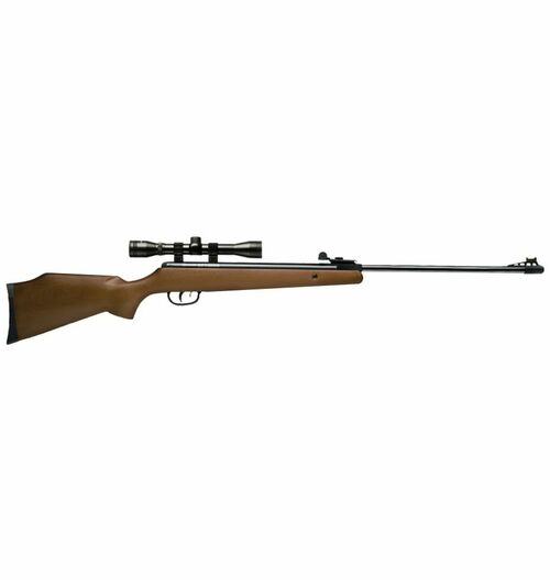 Crosman Optimus W/4x32mm Scope Pellet Rifle - .177 Cal. 495 Fps