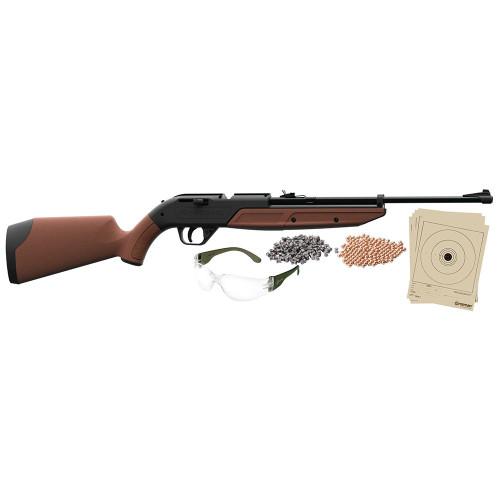 Crosman 760 Pumpmaster® Kit Variable Pump BB/Pellet Rifle .177cal. 495 Fps