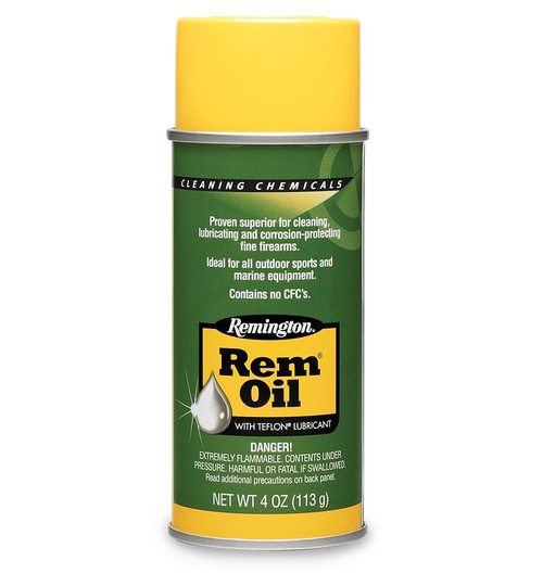 Rem Oil 113g - 4 oz. Aerosol