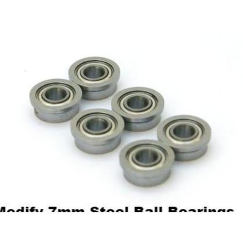 Modify  7mm Steel Ball Bearing Sets - 6pcs
