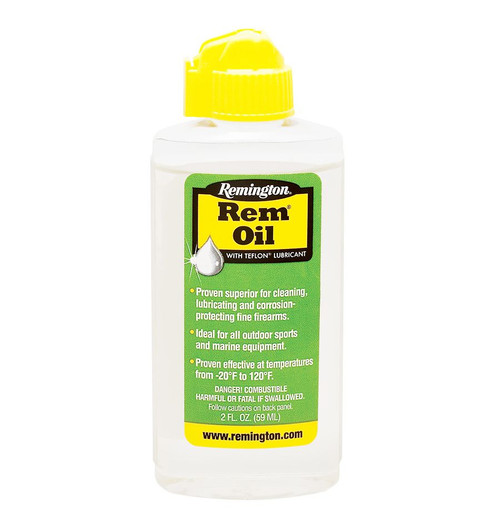 Rem Oil 2 oz. Squeeze Bottle