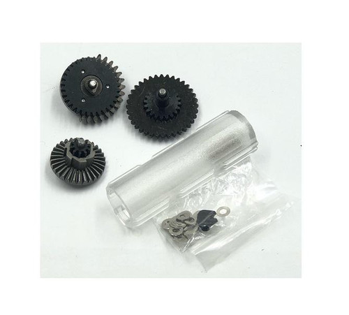 Element High 16:1 Speed Gear Set with Polycarb Clear Piston. (IN0907)