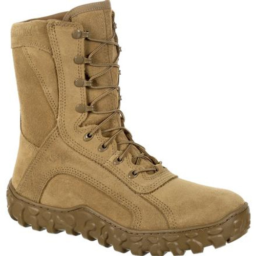 Rocky Coyote Brown S2V Tactical Military Boot