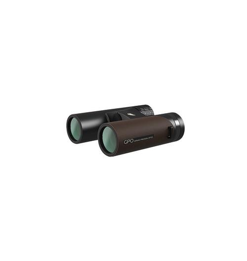 GPO Binoculars - PASSION ED 32-10x32ED - Dark Brown Earth