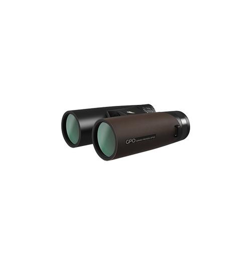 GPO 10x42 PASSION ED Binoculars - Black/Safari