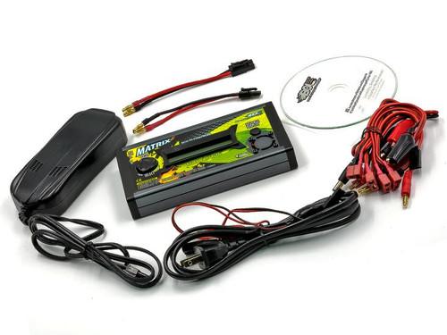 BOL Matrix Battery Balance Charger with Power Supply for NiMh/NiCd/Lipo/LiIon/PbLead