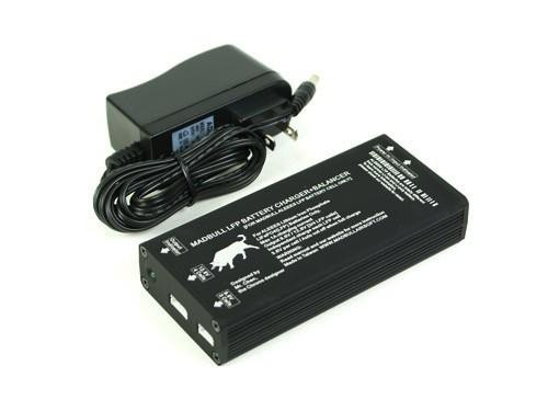 Madbull Airsoft LFP Charger for Lithium Iron Phosphate ONLY