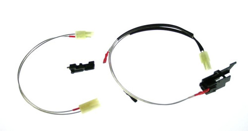 Echo1 Low Resistance Wiring Harness for Version 3 (To Back)