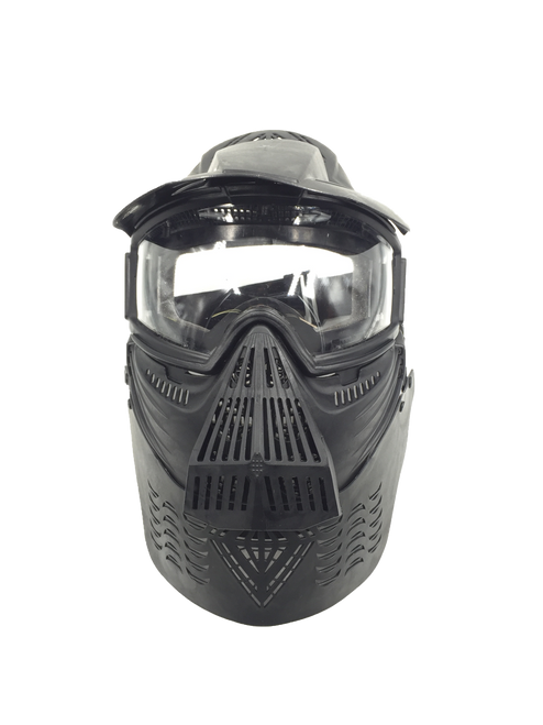 Bravo Airsoft Full Face Mask with Poly Lens