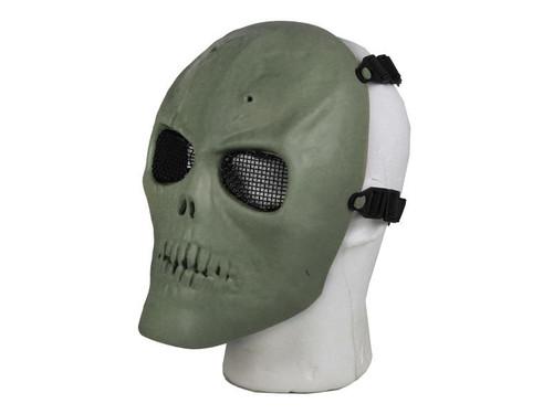 Bravo Tac Gear: Full Face Skull Mask