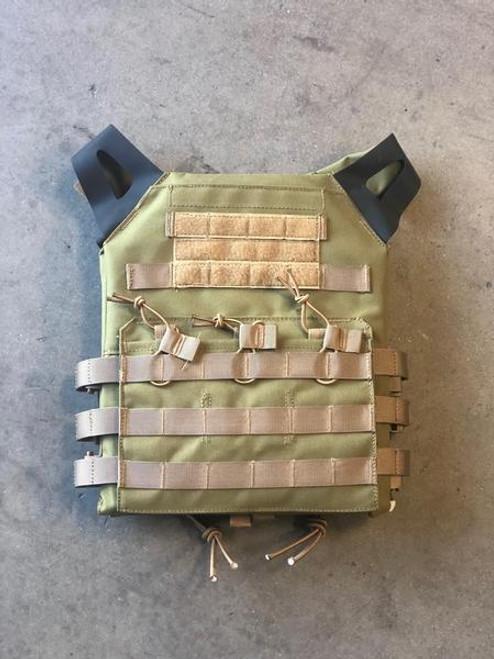 Defcon Gear Low Profile OD/Tan Carrier