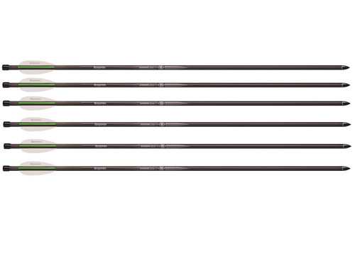 "Benjamin 26"" Pioneer Airbow Arrows, 6 pack"
