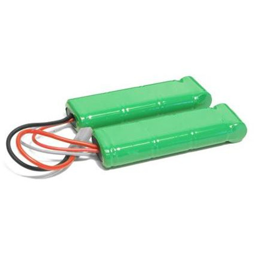8.4 volts 2400 mAh High Performance Small Nunchuck Battery