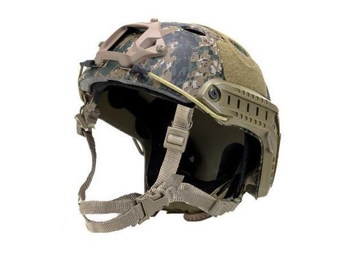 Bravo Airsoft PJ Style AOR2 Helmet Version 2