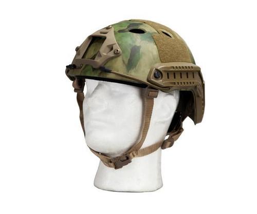 Bravo Airsoft PJ Style FG Helmet Version 2