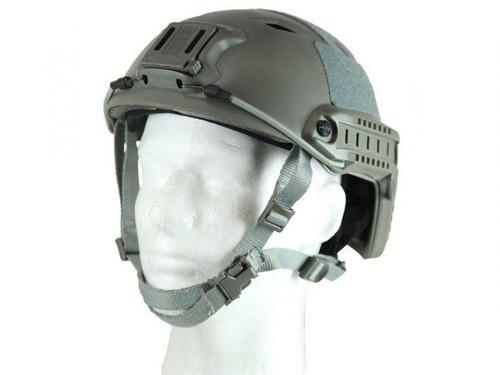 Bravo Airsoft BJ Style Helmet Version 2 in Gray