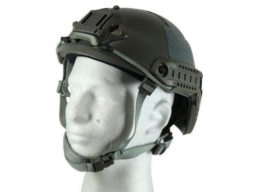 Bravo Airsoft MH Style Helmet Version 2 in Gray