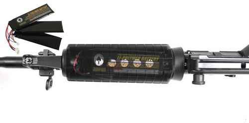 Socom Gear #2 TRI-Panel Lipoly 11.1v 1500mAh. 15c