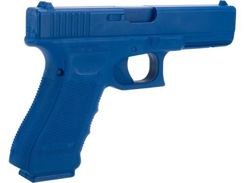 Rings Manufacturing Blue Guns Inert Polymer Training Pistol - Glock 17 /22 /31 Gen 4