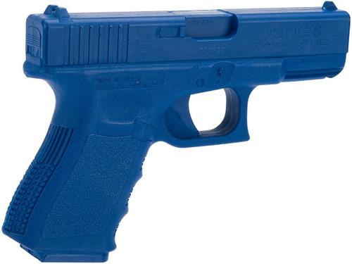 Rings Manufacturing Blue Guns Inert Polymer Training Pistol - Glock 19 / 23 / 32 Gen 3