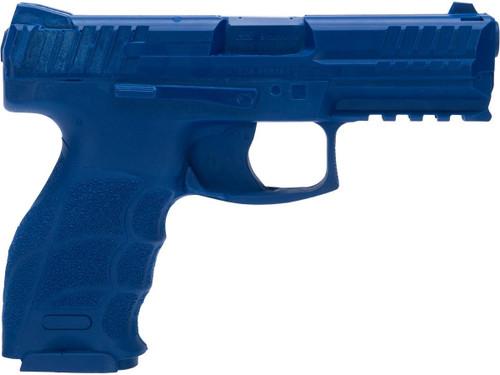 Rings Manufacturing Blue Guns Inert Polymer Training Pistol - HK VP9