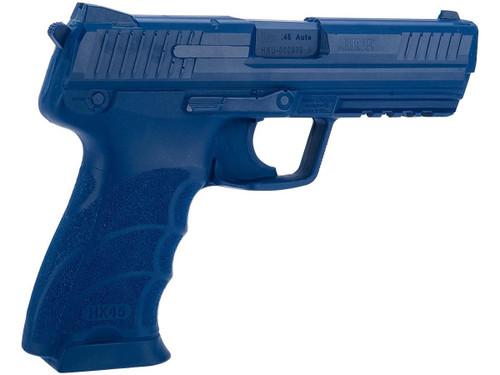 Rings Manufacturing Blue Guns Inert Polymer Training Pistol - HK45