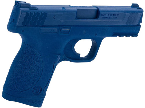 Rings Manufacturing Blue Guns Inert Polymer Training Pistol - S&W M&P 45 Compact