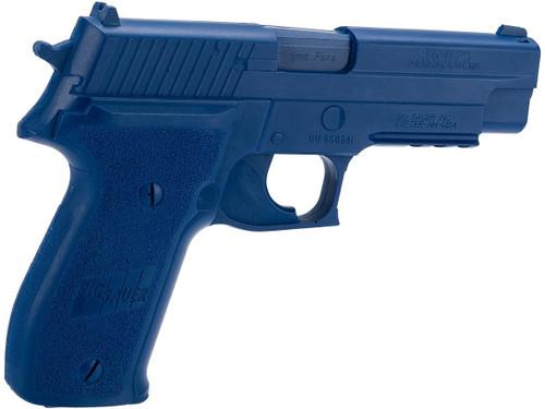 Rings Manufacturing Blue Guns Inert Polymer Training Pistol - SIG P226 w/Rails