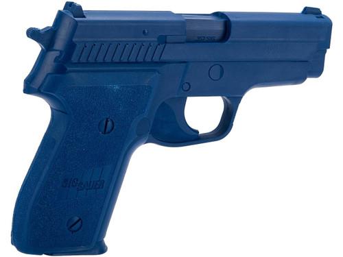 Rings Manufacturing Blue Guns Inert Polymer Training Pistol - SIG P229