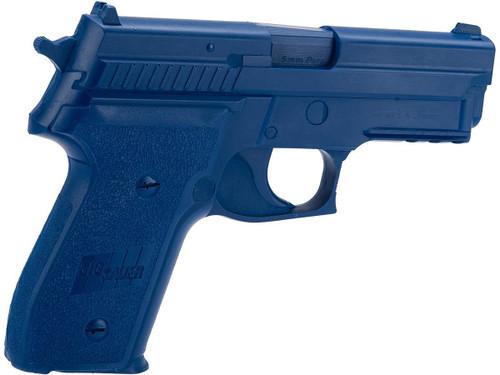 Rings Manufacturing Blue Guns Inert Polymer Training Pistol - SIG P229 w/Rail