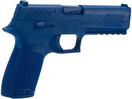 Rings Manufacturing Blue Guns Inert Polymer Training Pistol - SIG P320