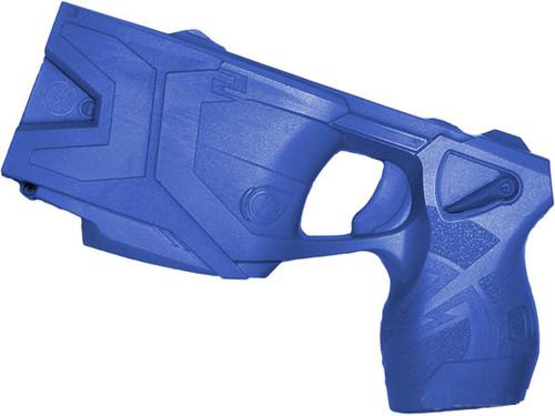 Rings Manufacturing Blue Guns Inert Polymer Training Pistol - Taser X2