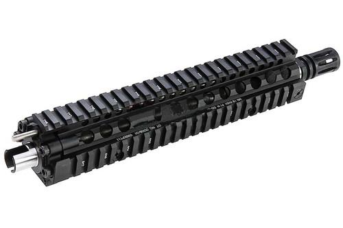 G&P DD MK18 M4A1 RIS II 9.5 inch Front Set for Tokyo Marui M4A1 MWS GBBR - Black