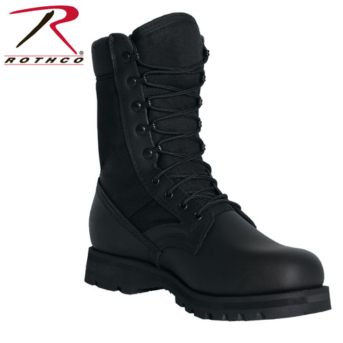 Rothco G.I. Type Sierra Sole Tactical Boots - Black