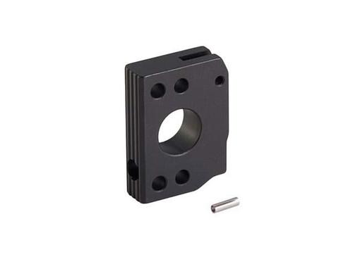 AIP Aluminum Type C Long Trigger for TM Hicapa - Black