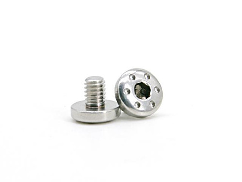 AIP CNC Stainless Steel Grip Screws For Hi-capa - Type 2 (AIP023-HC-2S)